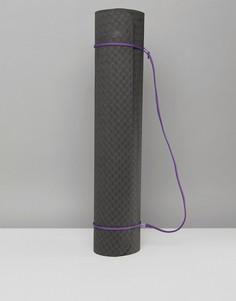 Серый коврик для фитнеса Puma Training - Серый