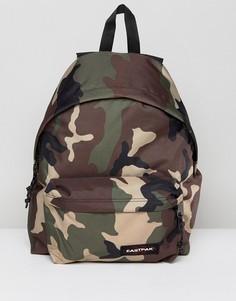 Рюкзак с камуфляжным принтом объемом 22 л Eastpak - Зеленый