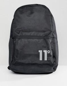 Черный рюкзак 11 Degrees - Черный