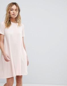 Свободное платье Cheap Monday - Розовый