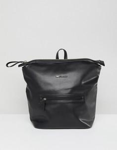 Черный рюкзак Armani Exchange - Черный