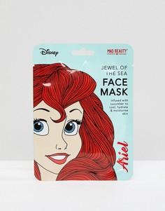 Успокаивающая маска-салфетка для лица с экстрактом огурца Ariel - Бесцветный Beauty Extras