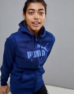 Худи Puma - Синий