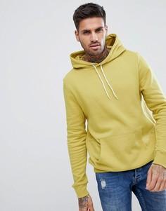 Худи горчичного цвета New Look - Желтый