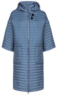 Стеганое пальто на синтепоне La Reine Blanche