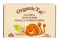 Мыло Organic Tai