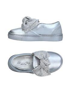 Низкие кеды и кроссовки Miss Blumarine