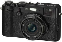 Цифровой фотоаппарат Fujifilm X100F (черный)