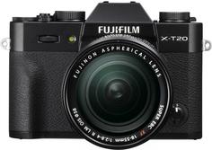 Фотоаппарат со сменной оптикой Fujifilm X-T20 Kit 18-55mm (черный)