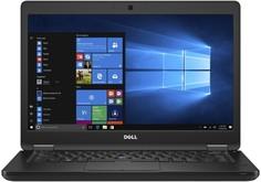 Ноутбук Dell Latitude 5480-7812 (черный)