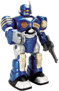 HAPPY KID Робот Polar Captain 17.5 см (синий)