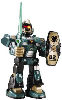 HAPPY KID Робот-воин (зеленый)