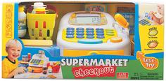 KEENWAY Супермаркет: кассовый аппарат, микрофон ,продукты (свет , звук)