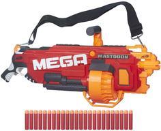 Игрушечное оружие Hasbro Nerf B8086 Бластер Мега Мастодон