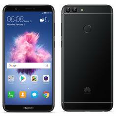 Сотовый телефон Huawei P Smart 32Gb Black