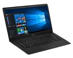 Ноутбук Prestigio SmartBook 141C PSB141C01BFP_BK_CIS ( Intel Atom x5 Intel Z8350 1.44 GHz/2048Mb/32Gb/Wi-Fi/Cam/14.1/1920x1080/Windows 10)