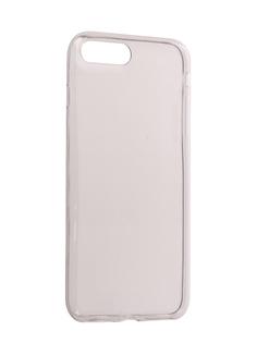 Аксессуар Чехол Snoogy Creative Silicone 0.3mm для APPLE iPhone 7 Plus Black