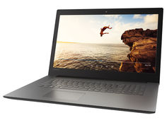 Ноутбук Lenovo IdeaPad 320-17IKBR 81BJ003LRU (Intel Core i7-8550U 1.8 GHz/8192Mb/1000Gb/DVD-RW/NVIDIA GeForce MX150 4096Mb/Wi-Fi/Bluetooth/Cam/17.3/1600x900/Windows 10)