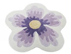 Коврик Irya Lavin Lila 100x100cm Lilac