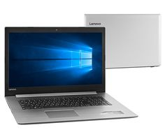 Ноутбук Lenovo 320-17AST 80XW002WRK (AMD A6-9220 2.5 GHz/4096Mb/500Gb/DVD-RW/AMD Radeon 520/Wi-Fi/Cam/17.3/1600x900/Windows 10 64-bit)