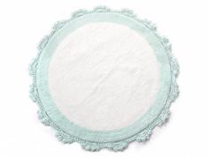Коврик Irya Doreen Mint/Beyaz 90x90cm Menthol-White