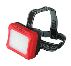 Фонарь UltraFlash LED5373 Red-Black 12417