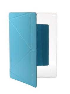 Аксессуар Чехол Gurdini Lights Series для APPLE iPad Pro 12.9 Light Blue