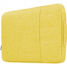 Аксессуар Чехол 13.3-inch Gurdini для APPLE MacBook Retina 13 Matt Yellow