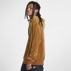 Мужская худи из велюра Nike Sportswear