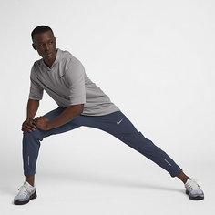 Мужская беговая худи с коротким рукавом Nike Tailwind