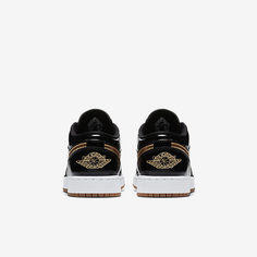 Кроссовки для девочек школьного возраста Air Jordan 1 Low Nike