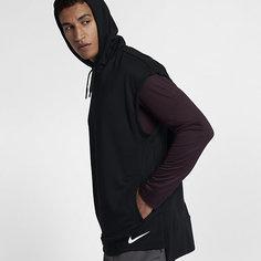 Мужская худи для тренинга без рукавов Nike Dri-FIT