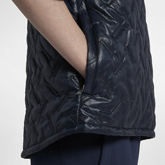 Женская худи NikeLab Essentials Insulated Short Sleeve