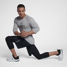Мужские тайтсы для тренинга длиной 3/4 Jordan Dri-FIT 23 Alpha Nike