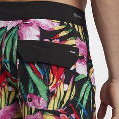 Мужские бордшорты Hurley Phantom Garden 45,5 см Nike