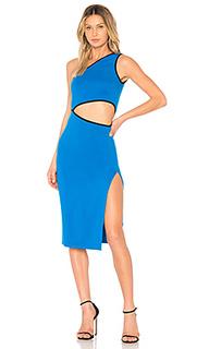 Обтягивающее платье poly - NBD