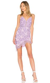 Кружевное мини платье only yours - NBD