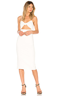 Платье миди hibiscus - Privacy Please