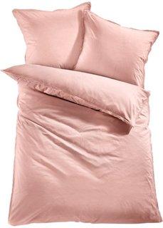 Постельное белье Кружево, ренфорс (розовый) Bonprix