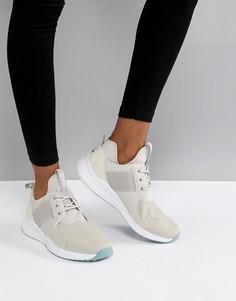 Светло-бежевые кроссовки Reebok Training Guresu - Бежевый