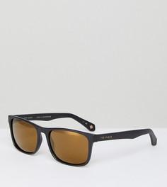 Черные квадратные солнцезащитные очки Ted Baker TB1493 001 - Черный