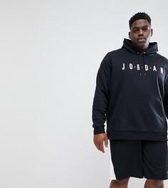 Черный худи Nike Jordan PLUS AH4509-010 - Черный