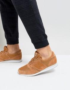 Светло-коричневые кроссовки New Balance 420 U420LBR - Рыжий