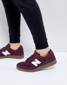 Красные кроссовки New Balance 288 CT288MR - Красный