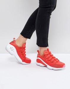 Красные кроссовки Reebok Classic Dmx Run 10 Ice - Красный