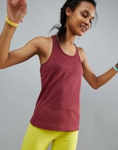 Дышащая спортивная майка ASOS 4505 - Розовый