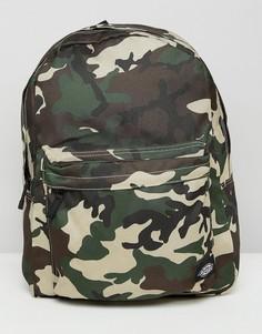 Рюкзак с камуфляжным принтом Dickies Indianapolis - Зеленый