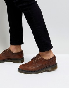 Броги Dr Martens Core Originals 3989 - Рыжий