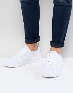 Белые кроссовки Asics Gel Lyte Jogger H7G1N-0101 - Белый