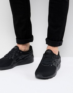 Черные кроссовки Asics Gel-Kayano EVO H707N-9090 - Черный
